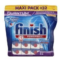 Lave-vaisselle NL1 Paquet de 32 tablettes pour lave-vaisselle - Powerball Quantum
