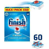 Lave-vaisselle NY9 Paquet de 60 tablettes pour lave-vaisselle - Powerball Classic