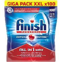 Lave-vaisselle NZ7 Paquet de 100 tablettes pour lave-vaisselle Tout en 1 - Powerball All in One Max