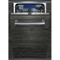 Lave-vaisselle SIEMENS SR636X00ME - Lave vaisselle tout encastrable - 10 couverts - 46 dB - A+ - L 45 cm