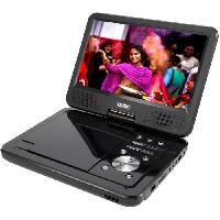 Lecteur - Enregistreur Video D-JIX PVS1006-20 Lecteur DVD portable 10 rotatif - Noir Djix