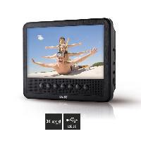Lecteur - Enregistreur Video D-JIX PVS 705-01HSM Lecteur DVD portable 7 - Djix