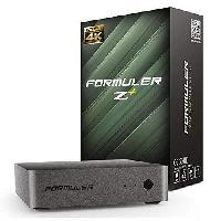 Lecteur - Enregistreur Video FORMULER  Z+ Boitier Android TV - 4K WiFi - RAM 2Go - 8Go Mémoire Flash - MicroSD