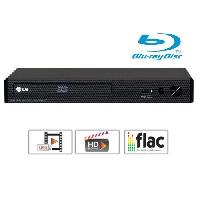 Lecteur - Enregistreur Video LG BP250 Lecteur Blu-ray DVD Full HD USB