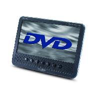 Lecteur - Enregistreur Video MPD178 - Lecteur DVD portable avec ecran TFT 7p eclairage LED - Caliber