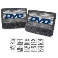Lecteur - Enregistreur Video MPD 278 Lecteur DVD portable 7p - Caliber
