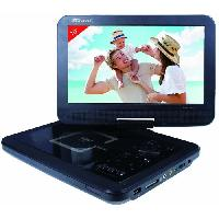 Lecteur - Enregistreur Video TAKARA DIV211 Lecteur DVD portable - Ecran 10