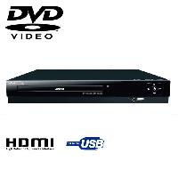 Lecteur - Enregistreur Video TAKARA KDV100 Lecteur DVD HDMI noir