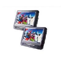 Lecteur - Enregistreur Video TAKARA VRT199 Lecteur DVD Portable 2 Combinés 9