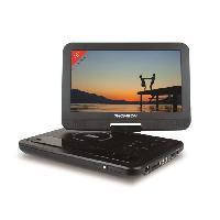 Lecteur - Enregistreur Video THOMSON THP360 Lecteur DVD portable - Ecran 10'' rotatif - Port USB/SD