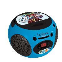 Lecteur Cd - Radio - Boombox AVENGERS Lecteur CD Radio