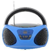 Lecteur Cd - Radio - Boombox BATMAN VS SUPERMAN Boombox CR1-02394-INT - Radio-reveil et lecteur CD - Gris