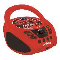 Lecteur Cd - Radio - Boombox LEXIBOOK - Radio Lecteur CD Miraculous