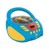 Lecteur Cd - Radio - Boombox LEXIBOOK - TOY STORY 4 - Radio Lecteur CD Enfant