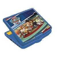 Lecteur Dvd Enfant LEXIBOOK - PAT PATROUILLE - Lecteur DVD Portable pour Enfant avec port USB