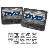 Lecteur Dvd Portable MPD 278 Lecteur DVD portable 7p - Caliber