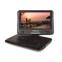 Lecteur Dvd Portable THOMSON THP359 Lecteur DVD portable - Ecran 9'' rotatif - Port USB-SD
