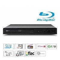 Lecteur Enregistreur Blu-ray LG BP450 Lecteur Blu-ray DVD Full HD USB Smart TV