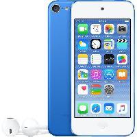Lecteur Musique APPLE iPod Touch 128GB - Bleu