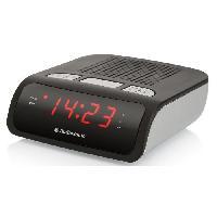 Lecteur Musique AUDIOSONIC CL-1459 Radio reveil FM PLL - Double alarme