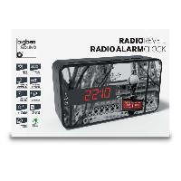 Lecteur Musique BIGBEN RR15METRO Radio Reveil - Decor metro