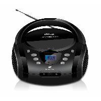 Lecteur Musique CONTINENTAL EDISON BBOX16B4 Boombox CD USB Radio