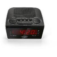 Lecteur Musique HCG015 Radio reveil - écran led