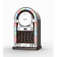 Lecteur Musique INOVALLEY RETRO13N Juke Box - Lecteur CD - Bluetooth