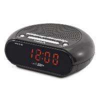 Lecteur Musique Radio-reveil FM numerique PLL Large ecran LED