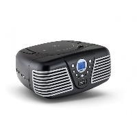 Lecteur Musique Radio portable CDUSBAUXFM Bluetooth Caliber