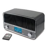 Lecteur Musique Radio retro DAB+ FM Bluetooth sans fil