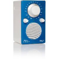 Lecteur Musique TIVOLI Radio portable - FM. AM. Bluetooth. Classic - Bleu Aucune