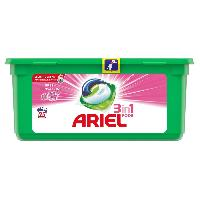 Lessive 25 doses de lessive Pods Fresh sensation 3 en 1 Ariel