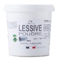 Lessive 3 ABEILLES Lessive poudre - Neutre - Sans additif ni conservateur - Bio - 750 g