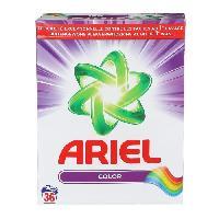 Lessive ARIEL Poudre color - 2340g - Generique