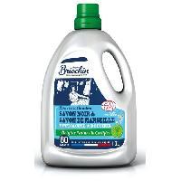 Lessive BRIOCHIN Lessive double action - 3 L - 60 Lavages - Efficacité et douceur