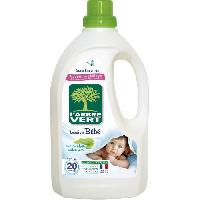Lessive Lessive Liquide Bebe a l'Aloe Vera - 20 Lavages - 1.5 L