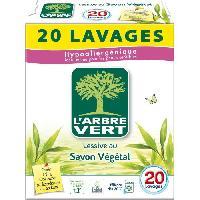 Lessive Lessive Poudre 1 kg 20 Lavages