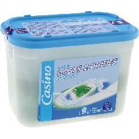 Lessive Lessive en doses liquides - 500 g - 20 lavages - Casino
