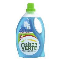 Lessive MAISON VERTE Lessive fraîcheur intense 30 lavages - 1.8 L