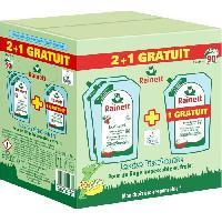 Lessive Rainett Lessive recharge Bicarbonate 1.98 l - 2 + 1 gratuit