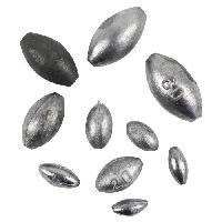 Lest - Plomb PECH'CONCEPT Assortiment Plombs Olives 50G 60G