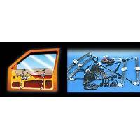 Leve vitres KIT DE LEVE VITRE AVANT POUR FORD GALAXY SEAT ALHAMBRA VW SHARAN 4P 3INTER UNIV SAUF ORIGINE TYPE FF
