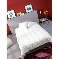 Linge De Lit ABEIL Couette Aerelle Soft Flex - 200 x 200 cm - Blanc