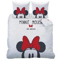 Linge De Lit MINNIE Housse de couette + 2 Taies - 240 x 220 cm - The Dots