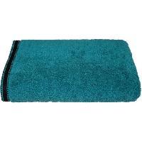 Linge De Toilette Drap bain Joia 550 - 100x150 cm - Bleu canard