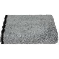 Linge De Toilette Drap bain Joia 550 - 100x150 cm - Gris foncé