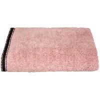 Linge De Toilette Drap bain Joia 550 - 100x150 cm - Rose