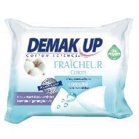 Lingette Demaquillante DEMAK'UP Demaquillant lingettes X25