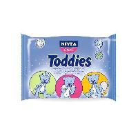 Lingettes Bebe NIVEA BABY Lingettes multi-usages Toddies 60 pieces